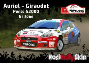 AURIOL-Punto-S2000-Portugal-2008