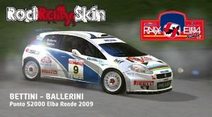 BETTINI Punto S2000 Elba Ronde 2009