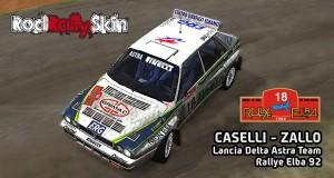 CASELLI-Lancia-Delta-Astra-Rallye-Elba-92