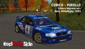 CUNICO-Subaru-wrc-Mille-Miglia-1999