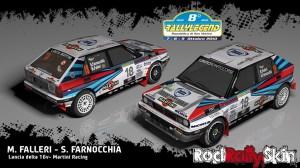 FALLERI-Lancia-Delta-16v-Rally-Legend-2010