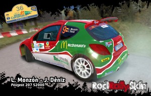 MONZON_Peugeot-207_Islas-canaria-2012