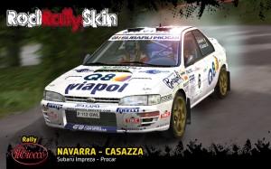NAVARRA-Subaru-Impreza-95-Procar---Rally-del-Ciocco