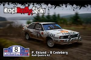 Eklund Audi Quattro Rac 85