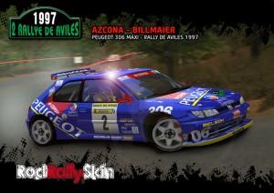 AZCONA_Peugeot-306-Maxi_Rallye-de-Aviles-92