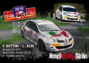 BETTINI-Renault-Clio-R3C-Elba-Ronde-2010