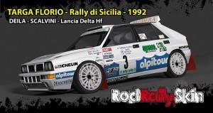 DEILA-Lancia-Delta-Hf-Targa-Florio-92