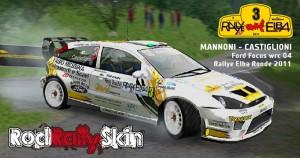 MANNONI-CASTIGLIONI-Ford-Focus-wrc-04-Rallye-Elba-Ronde-2011