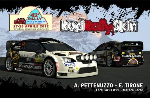 PETTENUZZO-Ford-Focus-06-wrc-AOSTA-2012
